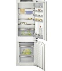 Холодильник встраиваемый Siemens KI86SAF30 с нижней морозильной камерой - 177х56см/268л/статика/А++
