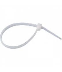 Стяжки нейлон 9х650mm белые (100 шт) высокое качество, диапазон рабочих температур: от -45С до +80С