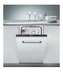 Вбудовувана посудомийна машина Candy CDI 1D952 A+/ 45см./9 компл./Дисплей/Бiлий
