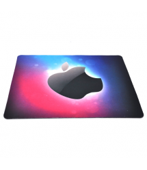 Коврик 240*200 тканевой Apple, толщина 2 мм, Пакет