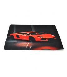 Коврик 240*200 тканевой Lamborghini, толщина 2 мм, Пакет