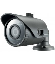 IP - камера Hanwha SNO-L6013RP/AC, 2Mp, Fixed 3.6mm, Irdistance 20m, POE, IP66, ICR
