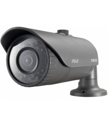 IP - камера Samsung Hanwha SNO-L6083RP/AC, 2Mp, 30fps, 3-10mm, Irdistance20m, POE, MD, Tampering