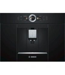 Вбудовувана кавова машина Bosch CTL636EB1 - Вх455см,Шx594см/дисплей/чорний