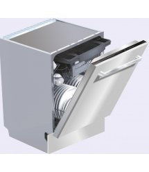 Встраиваемая посудомоечная машина Kaiser S60I60XL - Шx60см./14 компл/6 прогр/нерж. сталь