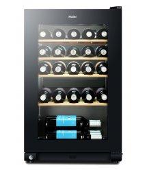 Винотека Haier WS30GA 82 см/30 пляшок/А/ Температура 6-32 С/Чорний