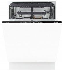 Вбудована посудомийна машина Gorenje GV66161 - 60 см./16 компл./5 програм/дисплей/А+++