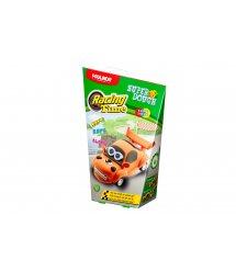 Маса для ліплення Paulinda Super Dough Racing time Машинка помаранчева, інерційний механізм PL-081161-3