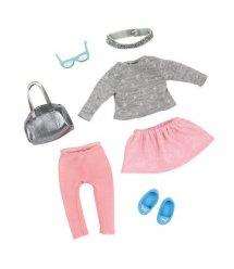 Набір одягу для ляльок LORI Модне безумство LO30012Z