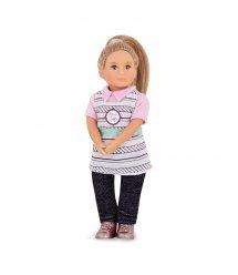 Лялька LORI 15 см Бариста Віра LO31111Z
