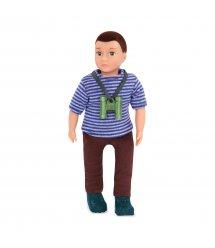 Лялька LORI 15 см Салліван (Мандрівник) LO31110Z
