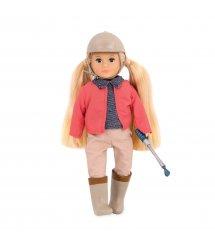 Лялька LORI 15 см Вершниця Рея LO31090Z