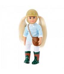 Лялька LORI 15 см Вершниця Евелін LO31030Z