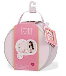 Кейс для ляльок LORI DELUXE з аксесуарами (рожевий) LO37007