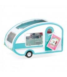 Транспорт для ляльок LORI Кемпер бірюзовий LO37001