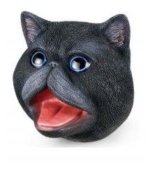 Іграшка-рукавичка Same Toy Кіт чорний