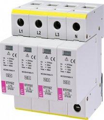 Обмежувач перенапруги ETI ETITEC C T2 275/20 (4+0) 4p