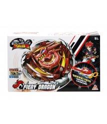 Дзиґа Auldey Infinity Nado V серія Original Fiery Dragon Вогняний Дракон