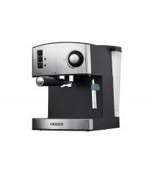 Кавоварка Ardesto YCM-E1600 - еспресо ріжкова/ 1.6 л/ італ. помпа 15 бар/ для 2 чашок/ панарелло