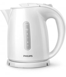 Електрочайник 1.5 л Philips HD4646/00 (білий)