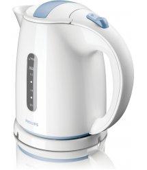 Електрочайник 1.5 л Philips HD4646/70 (біло-блакитний)
