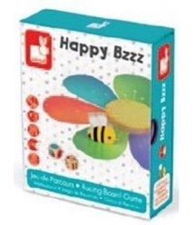 Настольная игра Janod Счастливая пчела J02697