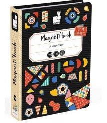 Магнітна книга Janod Форми J02720