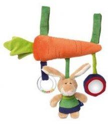 Міні-мобайл sigikid Кролик з морквою 41866SK