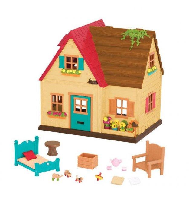 Игровой набор Li'l Woodzeez Загородный дом 6325Z