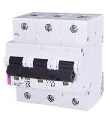 Авт. выключатель ETI ETIMAT 10 3p B 100А (20kA)
