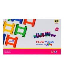 Конструктор Playmags магнітний набір 20 ел. PM155