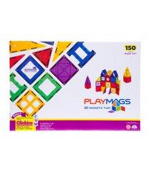 Конструктор Playmags магнітний набір 150 ел. PM156