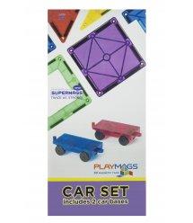 Конструктор Playmags 2 машинки PM157