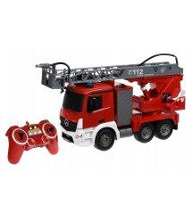 Машинка на р/к Same Toy Пожежна машина Mercedes-Benz з Драбина 1:20 E527-003
