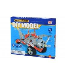 Конструктор металевий Same Toy Inteligent DIY Model Літак 191 ел. WC38FUt