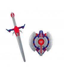 Набір іграшкової зброї eKids Transformers, Optimus Prime, звуковий ефект