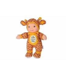 Кукла Baby's First Sing and Learn Пой и Учись (желтый Жираф)