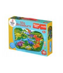 Пазл Same Toy Великі динозаври 2205Ut