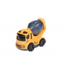 Машинка Same Toy Mini Metal Будівельна техніка-бетонозмішувач SQ90651-1Ut-1