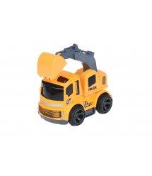 Машинка Same Toy Mini Metal Будівельна техніка-єкскаватор SQ90651-1Ut-2