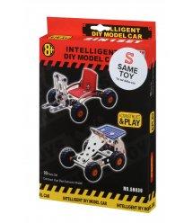 Конструктор металевий Same Toy Inteligent DIY Model Car 2 моделі 58039Ut