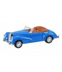 Автомобіль 1:36 Same Toy Vintage Car Синій відкритий кабріолет 601-4Ut-8
