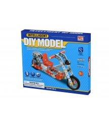 Конструктор металлический Same Toy Inteligent DIY Model Мопед 195 эл. WC38AUt
