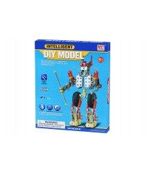 Конструктор металевий Same Toy Inteligent DIY Model 237 ел. WC68BUt