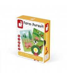 Настольная игра Janod Ферма J02758
