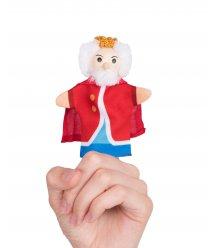 Кукла goki для пальчикового театра Король SO401G-11