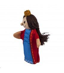 Кукла goki для пальчикового театра Королева SO401G-10