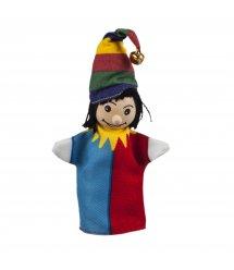 Кукла goki для пальчикового театра Клоун SO401G-8