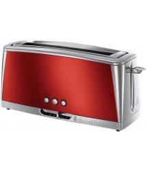 Тостер на 2 довгих слота Russell Hobbs 23250-56 Luna Solar Red