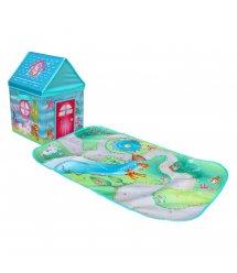 """Ігровий будинок-коробка Pop-it-Up """"Зачарований Ліс"""" із ігровим килимком"""